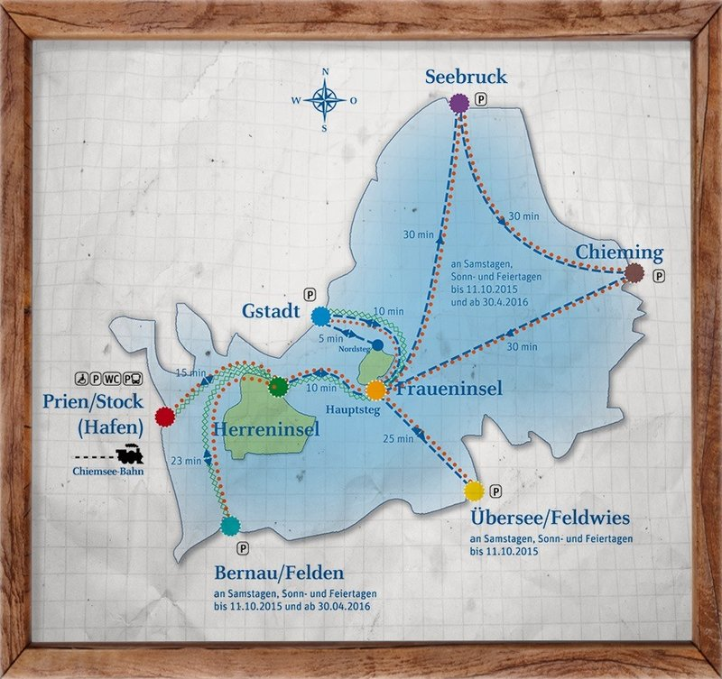 Chiemsee Karte Pdf.Winterfahrplan Ab 23 09 2019 Chiemsee Schifffahrt